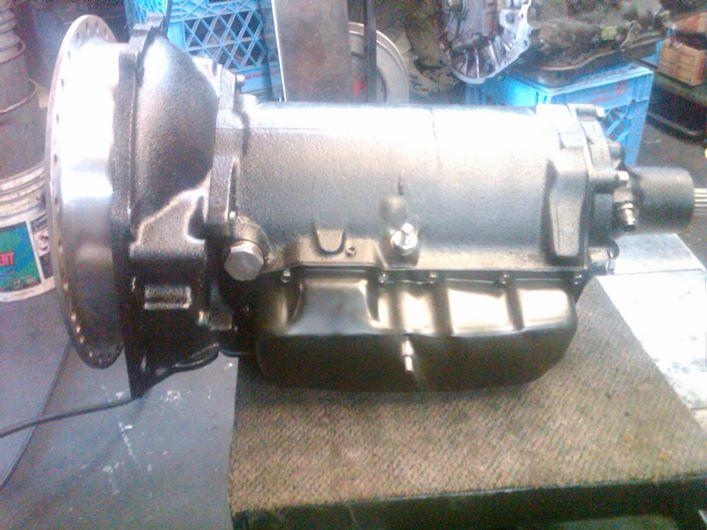 Transmission For Sale >> Restoration Hydramatics- Classic Car transmission repair ...